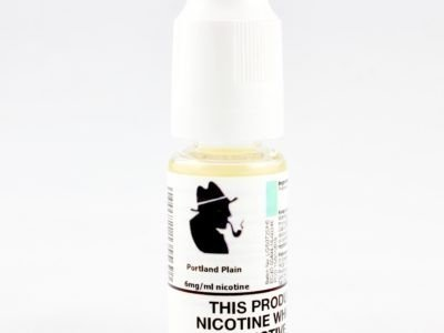 Petersham Pipes Eliquids Portland Plain Available in 12mg, 6mg and 0mg. 50% propylene glycol, and 50% glycerine